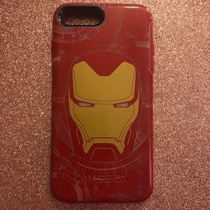 OtterBox Marvel Iron Man iPhone 7/8 plus case